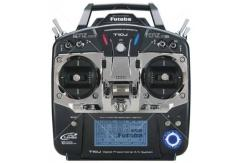 Futaba - 10J 10ch 2.4G FHSS Radio Set with R3008SB Mode 1 image