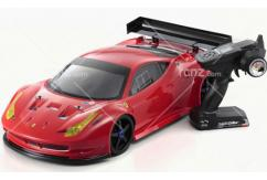 Kyosho - 1/8 EP RS Inferno GT Ferrari 458 Race Spec RTR image