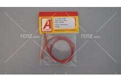 A Hobby - Silicone Wire 2.4mm Red 30cm image
