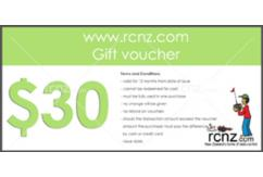 $30 Gift Voucher - Free Freight image
