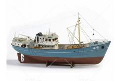 Billing - 1/50 Nordkap Fishing Trawler Boat Kit (RC Capable) image