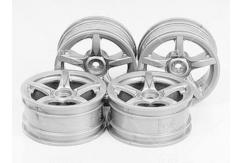 Tamiya - Porsche Carrera GT 5 Spoke Wheels (4 pcs) image