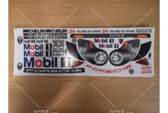 Frewer - 1/10 Porsche Le Mans Sticker Set image