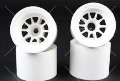 Tamiya - F-104 Wheel Set White image