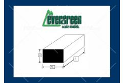 Evergreen - Styrene Strip White 4.8mm SQ4 (1) image