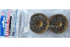 Tamiya - Porsche 911 GT1 Front Wheel For 58230  ( 2 pcs) image