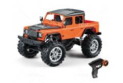 Double Eagle - 1/14 Land Rover Defender Rock Crawler Ute RTR - Orange image