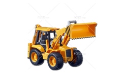 Bruder - 1/16 JCB 4CX Backhoe Loader image