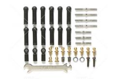 Tamiya - TT-02B Full Turnbuckle Set  image