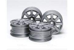 Tamiya - Mini Cooper S 06 Wheels (4 pcs) image