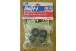 Tamiya - Mini F-1 Front Sponge Tyre with Wheel image