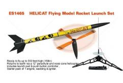 Estes - Helicat With Nose Cone Launch Set image