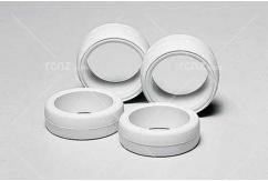 Tamiya - Mini Pro Large Hard Slicks (White) image