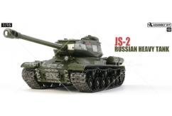 Tamiya - 1/16 1944 Russian Heavy Tank JS-2 w/Full Op Kit image
