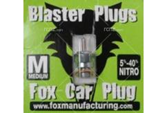 Fox - Medium Car Plug Short image