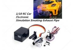 RCNZ - 1/10 Electronic Simulation Smoking Exhaust Pipe image