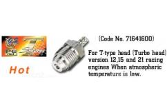 O.S - #P6 Hot (RP6) Turbo Plug Car (Medium) image