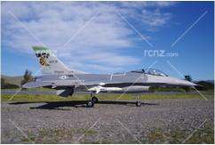 FMS - F-16C Fighting Falcon Ducted Fan (EDF) PNP 70mm image