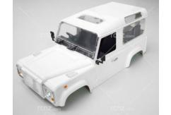 RC4WD - 1/10 Land Rover Defender D90 Plastic Body Set image