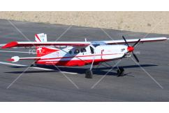 VQ Model - Pilatus PC-6 Porter 26-30cc Swiss Version ARF (Red) image