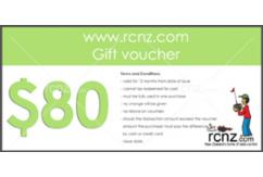 $80 Gift Voucher - Free Freight image