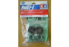 Tamiya - Mini F-1 Rear Sponge Tyre with Wheel image