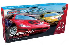 Scalextric - Micro American Racers Set  image