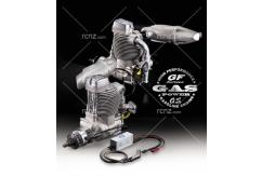 O.S - GF30-II Gasoline Four Stroke Engine W/F-6040 Silencer image