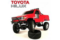 Thunder Tiger - 1/12 1979 Toyota Hilux 4X4 Pick-up RTR image