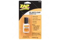 Zap - Plasti-Zap CA Medium Brush-on Orange Label (7g) image