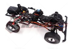3Racing - 1/10 EX-REAL Crawler EP Kit - 2 Speed image