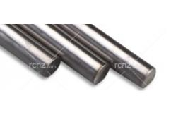 "K&S - 1/2 Stainless Steel Rod 12"" image"