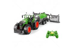 Double Eagle - 1/16 R/C Tractor with Working Spray Trailer image