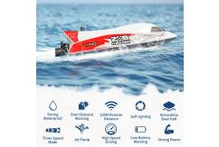 Flytec - R/C High Speed Jet Boat 35km/h RTR image