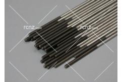 "Dubro - 2mm Threaded Rod 12"" (1pc) image"