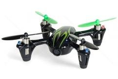 Hubsan - X4 H107C Quadcopter RTF with 720P HD Camera image