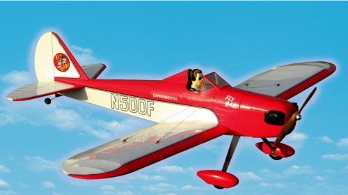 VQ Model - Fly Baby EP/GP 46 Size ARF Kit