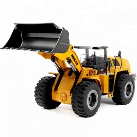 HuiNa - 1/14 R/C Wheel Loader Alloy 10ch 2.4G RTR