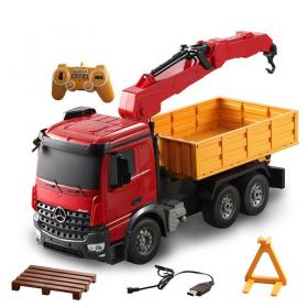 Double Eagle R/C Truck and Construction Range