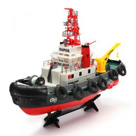 Heng Long - Seaport R/C Tug Boat RTR - 60cm Length