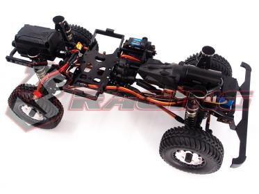 3Racing - 1/10 EX-REAL Crawler EP Kit - 2 Speed