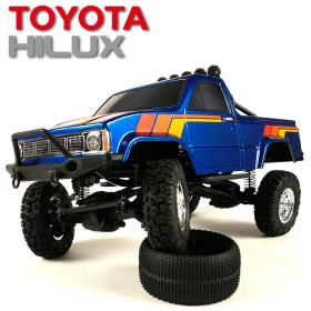 Thunder Tiger - 1/12 1979 Toyota Hilux 4X4 Pick-up RTR