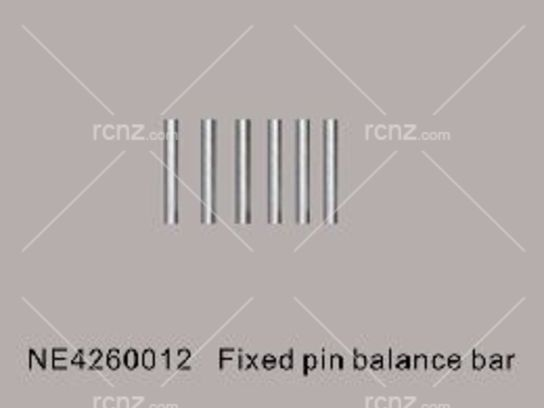 Nine Eagles - Fixed Pin Balance Bar  image