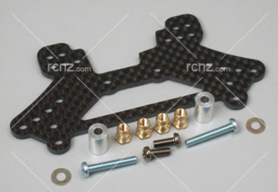Tamiya - TA-04 Carbon Damper Stay Rear image