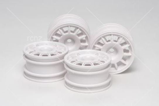 Tamiya - M Chassis 11 Spoke Racing Wheel ( 4 pcs) image