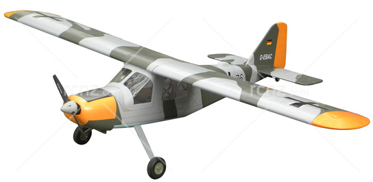 VQ Model - Dornier Do.27 EP/GP 46 Size ARF image
