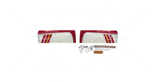 Kyosho - Calmato 60 Main Wing Set - Red image