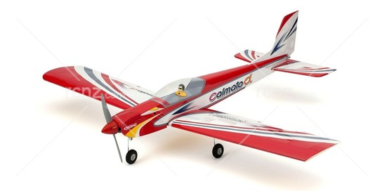 Kyosho - Calmato Alpha Sports 40 EP/GP ARF Kit - Red image