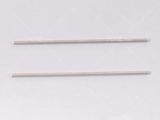 Tamiya - Mini 4WD 72mm H Stainless Steel Shafts(2 pcs) image