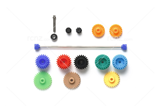 Tamiya - 1/32 Mini 4WD Setting Gear Set image